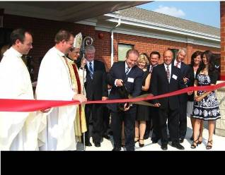 Everest Academy in Lemont, Illinois opened the doors of its new campus
