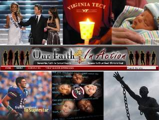 Our Faith In Action