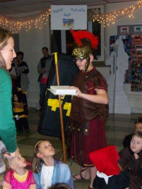 St Florian costume