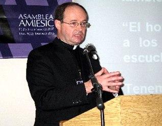 Fr Florencio Sánchez, LC