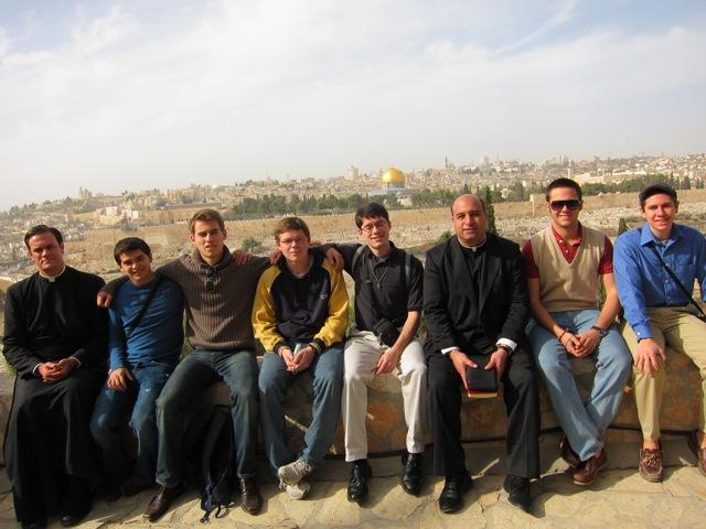 misison corps jerusalem