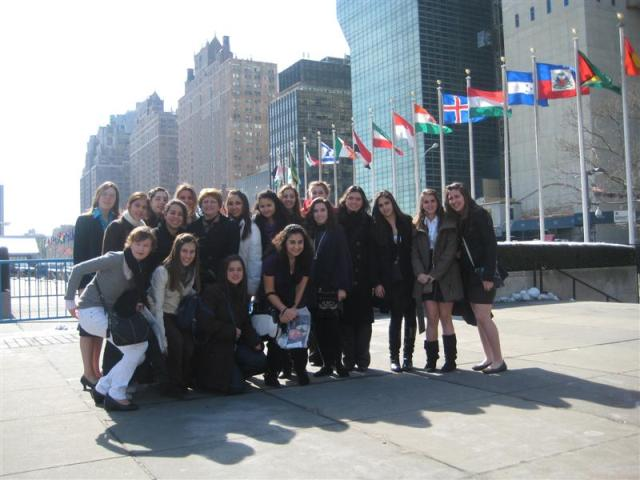 outside UN