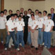 In Atlanta, Archbishop Wilton Gregory received a group of YTM-Missionaries after Easter Vigil and encouraged their work