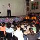 """Una de las conferencias durante el evento """"GUAPA, vistiendo tu interior""""."""