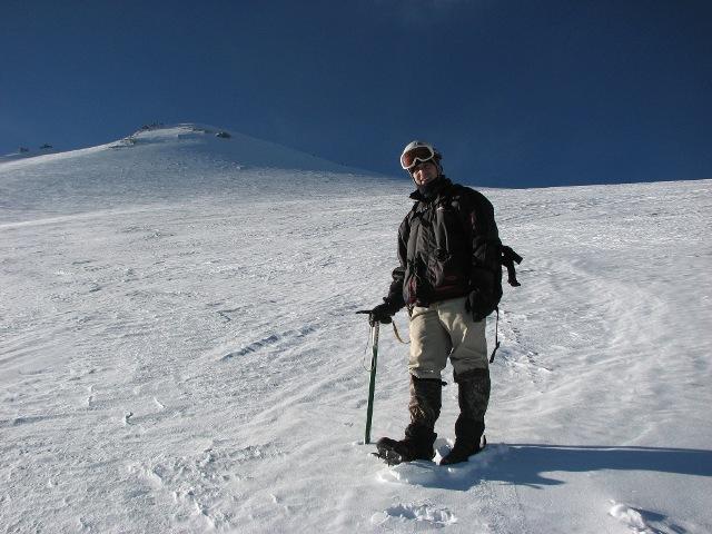 mountain Fr Guerra