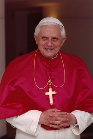 Papa Benedicto XVI