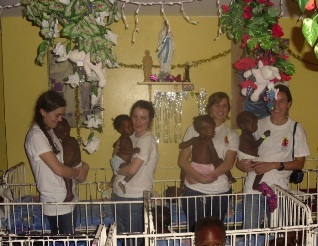 haiti mission babies