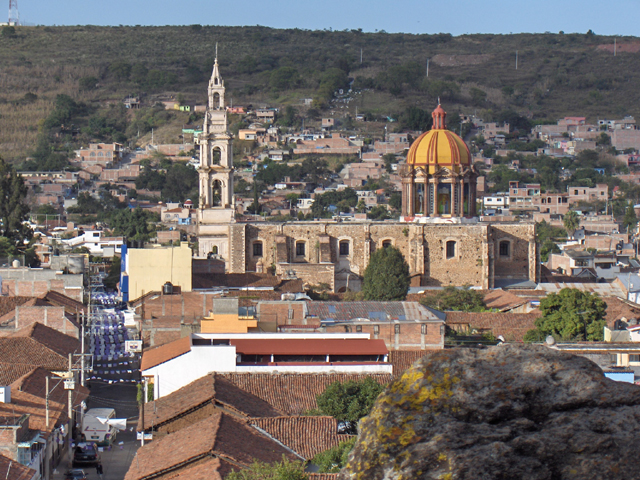 Cotija de la Paz, Michoacán. En este pueblo de México nació el P. Marcial Maciel, L.C., el 10 de marzo de 1920.