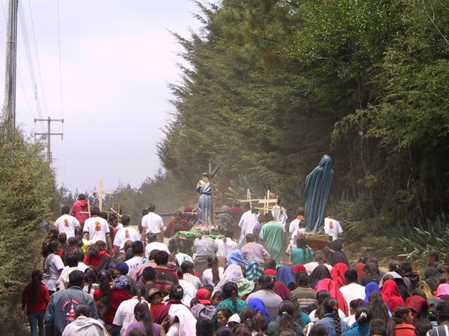 Las misiones de evangelización son un apoyo a las parroquias y a los programas pastorales de las diócesis.