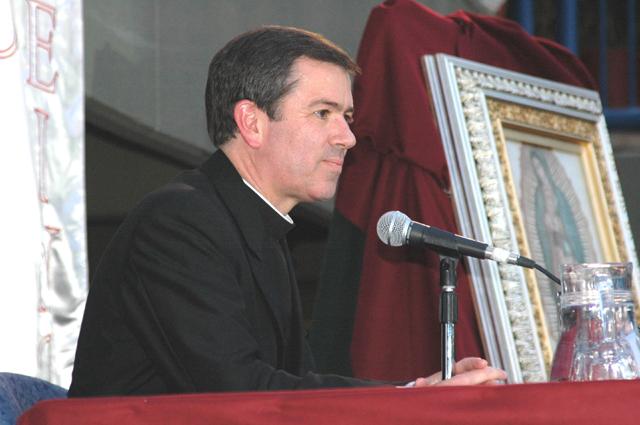 P. Álvaro Corcuera, L.C.