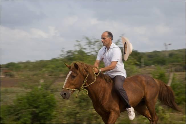 horseback fr guerra