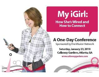My iGirl conference