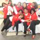Señoras que impulsan los programas formativos de ANSPAC en Costa Rica, durante el festejo del segundo aniversario.