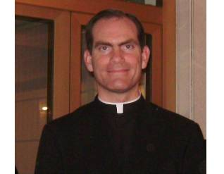 Fr Jeffery Jambon, LC head shot