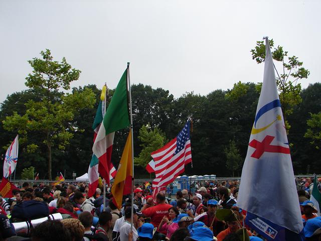 Jornada Mundial de la Juventud en Colonia