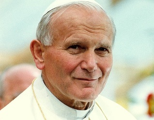 john paul ii first