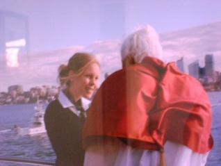 Katie and Pope Benedict XVI