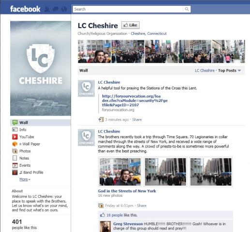 cheshire facebook