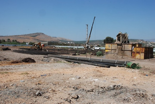 magdala project land