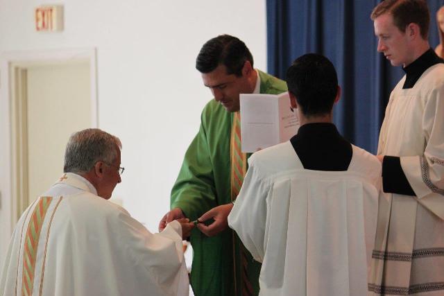 Joining Regnum Christi