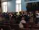 The choir will sing on April 30 and May 1.