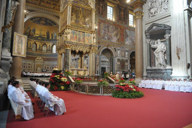 ordination 2011 view of basilica