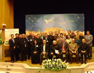 Participants in Jerusalem congress