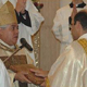 Mons. Alfonso Cortés Contreras, obispo auxiliar de Monterrey, confirió el diaconado al P. Francisco Javier González Bustillo, L.C.