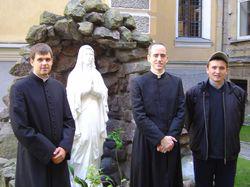 P. McLean Cummings, ex alumno del Pontificio Colegio Internacional Maria Mater Ecclesiae.