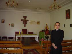 P. McLean Cummings, ex alumno del Mater Ecclesiae de Roma