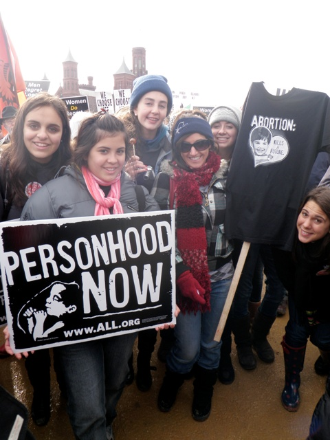 personhood now