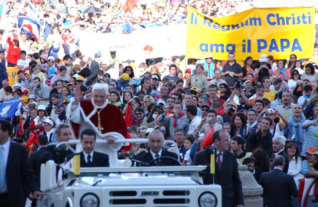 Encuentro de Movimientos con el Papa