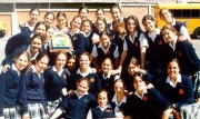 Alumnas del Bachillerato Rosedal