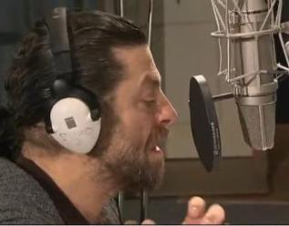 Andy Serkis does Screwtape