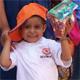 Daniela Galaviz Gutiérrez, diagnosticada con leucemia a sus 4 años de edad.