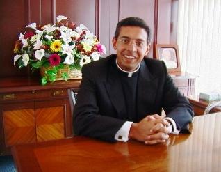 Fr Alejandro Ortega, LC