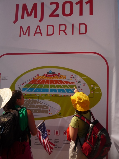 seating chart madrid
