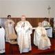 Mons. Emilio Pignoli, obispo de Campo Limpo, en la inauguraci&oacute;n del seminario <i>Maria Mater Ecclesiae</i>