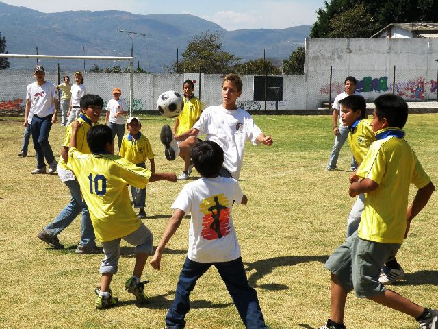 soccer tourn in Malinalco