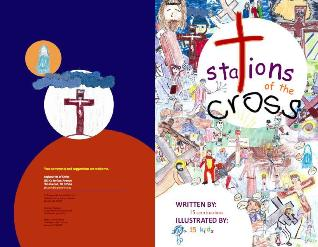 Front cover stations of the cross