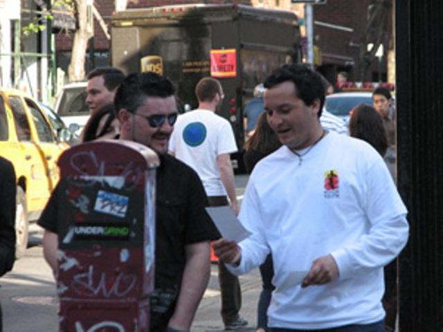 street missionary
