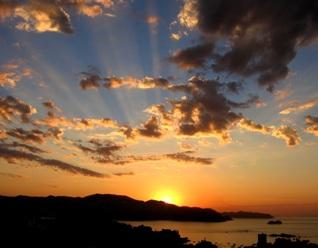 sunrise pic generic