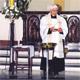 El P. Javier Tena, L.C en la parroquia de Betania, Buenos Aires (Argentina).
