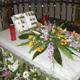 En la catedral de Xalapa se encuentra la tumba de san Rafael Guízar y Valencia.