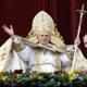 «Benedicto XVI, ha felicitado ayer a todos los cristianos por la solemnidad de la Pascua».