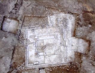 Magdala center synagogue