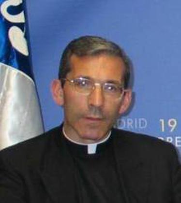 P. Jesús Villagrasa, L.C.