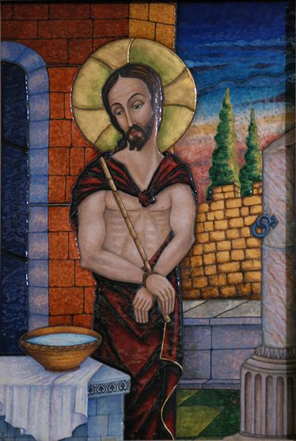 Cristo es condenado a muerte.
