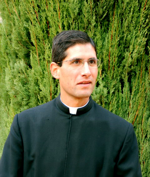 Testimonio vocacional del P. Jorge Eduardo García Valdés L.C.