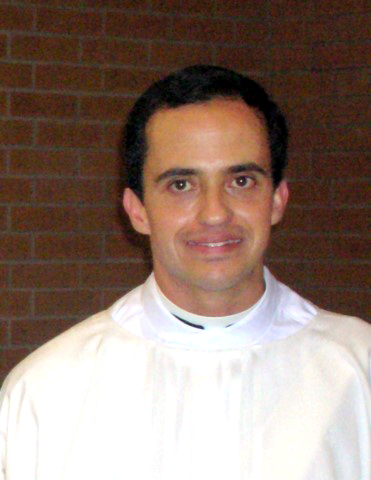Vocational testimony of the Fr. Paul Lara LC